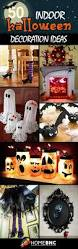 Homemade Halloween Ideas Decoration - best 25 indoor halloween decorations ideas on pinterest diy