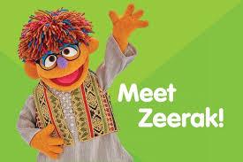 sesame street muppet promotes girls u0027 education afghanistan