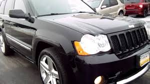 cherokee jeep 2008 2008 jeep grand cherokee srt8 for sale youtube