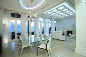 living spaces dining table set 126 custom luxury dining room interior designs regarding living