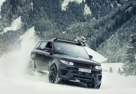 modified 2015 range rover land rover stunt vehicles in james bond spectre youtube