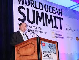 blancpain at the world ocean summit 2014 blancpain