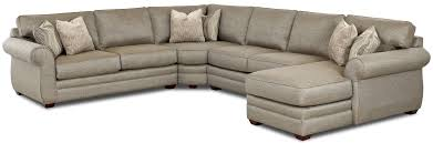 Sectional Sofa With Chaise Transitional Sectional Sofa With Right Chaise And Sleeper By