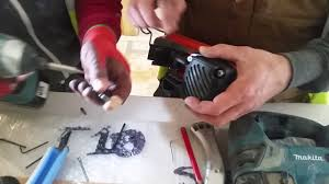Paslode Roofing Nailer by Fixing A Paslode Gas Gun That Wont Fire Youtube