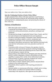 Best Police Officer Resume Example Livecareer by Best 25 Police Officer Resume Ideas On Pinterest Commonly Asked