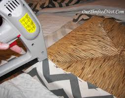 how to clean wicker baskets diy how to re cover wicker seats on bar stools this is a must do