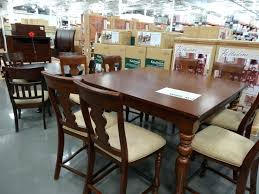 costco kitchen furniture dining table best sets ideas cheap costco set and chairs