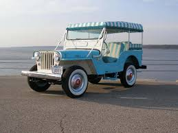 jeep willys lifted file 1964 willys jeep dj 3a surrey gala in blue jpg wikimedia