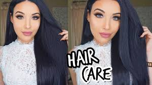 saphire black hair how to grow long healthy hair my hair color care brazilian