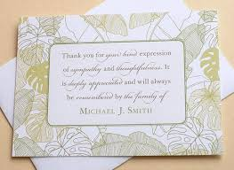 thank you for sympathy card best 25 sympathy thank you notes ideas on sympathy