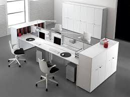 Office Desk Storage Modern Office Interior Design With Entity Desk With Storage