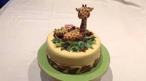 giraffe cake giraffe cake