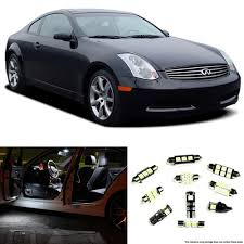 2003 Infiniti G35 Coupe Interior 2003 2007 Infiniti G35 Coupe Interior Led Lights Package