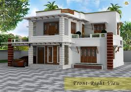 low cost house design stylish low cost 1800 sq ft 4 bhk contemporary house design