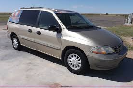 2000 ford windstar lx van item i8490 sold november 5 go
