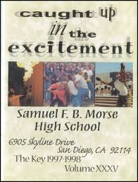 morse high school yearbook explore 1998 morse high school yearbook san diego ca classmates