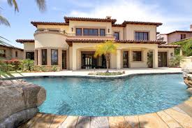 house with pool villas amazed homes pool building plans 61258