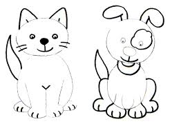 learn to draw with step by step drawing with 2 to 4 steps