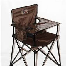 Baby Camping High Chair 1000 Lb Capacity Oversized Heavy Duty Portable Chair 0 Wish List