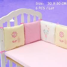 discount crib bumper pads 2017 crib bumper pads on sale at