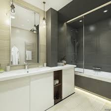 studio bathroom ideas modern small bathroom designs combined with variety of tile