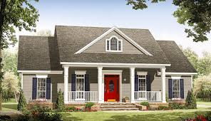 Traditional House Plan Traditional House Plan With Options 51125mm Architectural