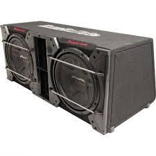 Pioneer Photo Box Pioneer 311s4db Dual 12