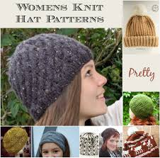 Christmas Tree Hat Knitting Pattern 12 Best Knit Hat Patterns For Women This Fall