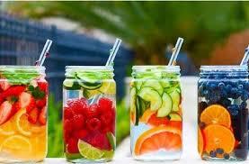 membuat infused water sendiri dibalik segarnya minuman infused water