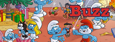 smurfs papercutz kids graphic publisher