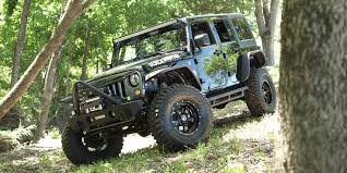 jeep army star black mountain jeep