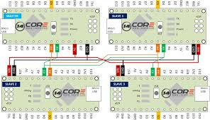 wiring 2 or more i2c devices as writer slave receiver 14core com