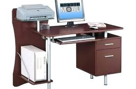 computer desk with printer storage desk with printer storage printer cabinet with storage out computer