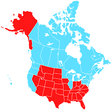 Map Of The United States And Canada by Part 120 World Tourism Map You Can Find Here And Make Your Trip Easy