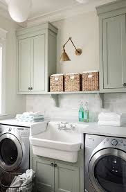 Laundry Room Accessories Decor 40 Laundry Room Cabinets Ideas And Design Decorating