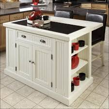 Rolling Kitchen Chairs by Kitchen Island Cart With Stools Home Design Ideas