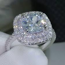 engagement ring deals modern diamonique engagement rings deals diamonique engagement
