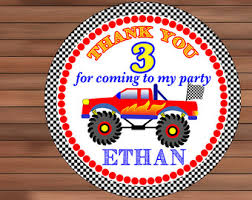 truck goodie bags etsy