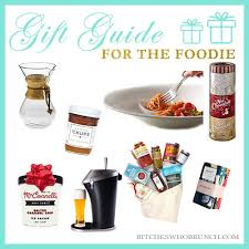 foodie gifts gift guide 2016 for the foodie bitches who brunch