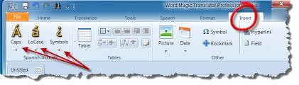 word magic software weekly tip 275 english spanish translation