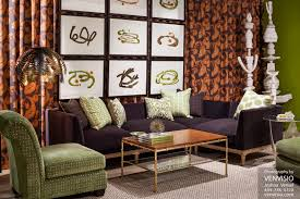 Contemporary Living Room Designs 2014 Furniture Black And White Rug With Beige Sectional Sofa And
