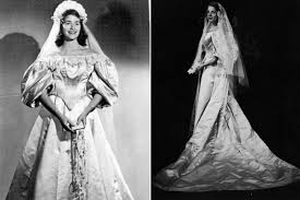 third marriage wedding dress becomes the 11th member of family to wear 120 year