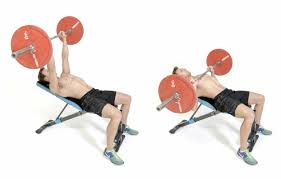 Natural Bench Press How To Do The Incline Barbell Bench Press Men U0027s Health