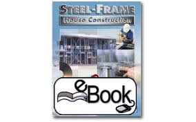 steel frame house construction ebook pdf u0026 software download