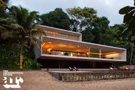 paraty house by studio mk27 paraty brazil buildings