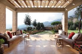 modernist touch on interior design design home