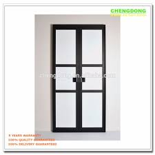 transparent folding shutter doors bifold commercial doors interior