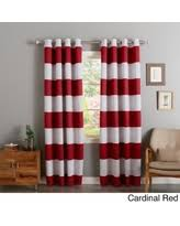 Blue And Red Striped Curtains Check Out These Curtains U0026 Drapes Deals