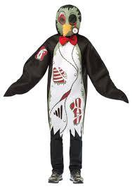 halloween zombie costume zombie penguin costume