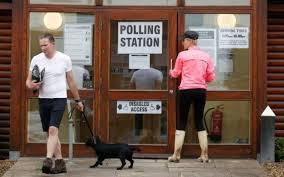 fermeture des bureaux de vote royaume uni référendum fermeture des bureaux de vote le